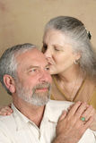 Tender Kisses Royalty Free Stock Image