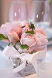 Tender pink roses Royalty Free Stock Photography