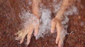 Tender sand