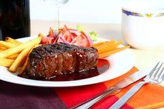 Tender steak Royalty Free Stock Image