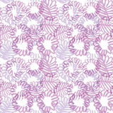 Tender violet vector seamless pattern Royalty Free Stock Photography