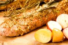 tenderloin χοιρινού κρέατος σύνολ& Στοκ φωτογραφίες με δικαίωμα ελεύθερης χρήσης
