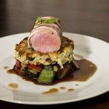 Tenderloin χοιρινού κρέατος Στοκ φωτογραφίες με δικαίωμα ελεύθερης χρήσης