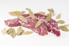 Tenderloin говядины Стоковые Изображения