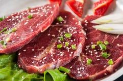 Tenderloin говядины стоковое фото