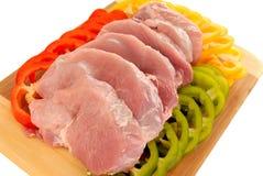 Tenderloin meat Royalty Free Stock Photos