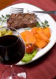 Tenderloin Steak 011 Royalty Free Stock Photos