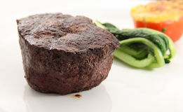 Tenderloin steak Royalty Free Stock Images
