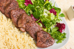 Tenderloin steaks Stock Photography
