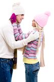 Tenderness Royalty Free Stock Images