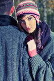 Tenderness Royalty Free Stock Photos