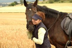 Tenderness. Stock Photos