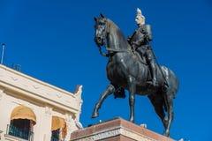 Tendillas kwadrat w cordobie, Hiszpania obrazy royalty free