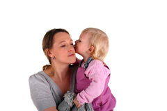 Tendresse Images stock