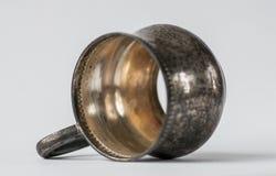 Tenedor de cristal Fotos de archivo libres de regalías