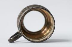 Tenedor de cristal Fotos de archivo