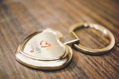 Tenedor de la llave de McHappy Imagen de archivo