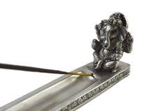 Tenedor del palillo de ídolo chino aislado Imágenes de archivo libres de regalías