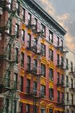Tenement Buildings Stock Photos