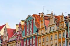 Tenement houses Stock Photo