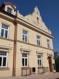 tenement lublin Польши дома стоковая фотография