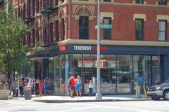 Tenement muzeum Zdjęcie Royalty Free