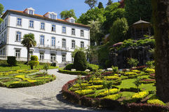 The tenement near Bom Jesus Do Monte Stock Photography