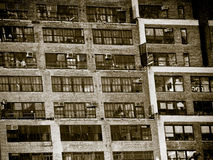 Tenements Royalty Free Stock Photo
