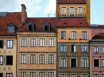 Tenements Royalty Free Stock Photos