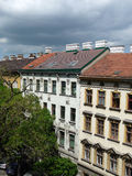 Tenements Royalty Free Stock Photography