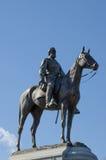 Tenente General Stonewall Jackson Fotos de Stock Royalty Free