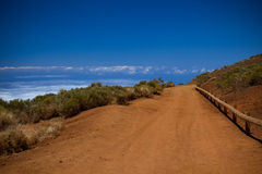 Tenerife视图 免版税库存照片