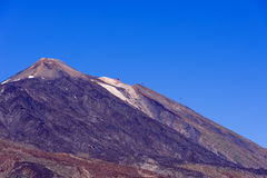 Tenerife πάρκων Teide εθνικά Κανάρια νησιά Στοκ φωτογραφία με δικαίωμα ελεύθερης χρήσης