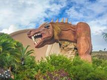 Tenerife Σιάμ πάρκο Στοκ Εικόνες