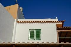 Tenerife σπίτι Στοκ Φωτογραφίες