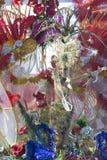 TENERIFE, ΣΤΙΣ 3 ΦΕΒΡΟΥΑΡΊΟΥ: Μεγάλο Gala της επιλογής για τη βασίλισσα Carn Στοκ εικόνες με δικαίωμα ελεύθερης χρήσης