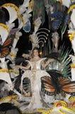 TENERIFE, 17 DE FEBRERO: Candidato a carnaval Fotografía de archivo