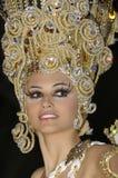 TENERIFE, 17 DE FEBRERO: El carnaval Fotos de archivo libres de regalías