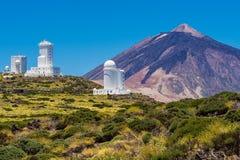 Tenerife stock afbeelding