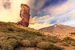 Tenerife Fotografie Stock Libere da Diritti