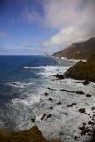 Tenerife-Ansicht Stockbild