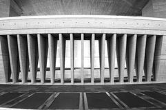 Tenerife Auditorium opera detail Stock Photography