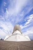 Tenerife Auditorium opera by Santiago Calatrava Royalty Free Stock Image