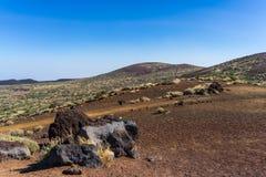 Tenerife Canarische Eilanden spanje royalty-vrije stock afbeelding