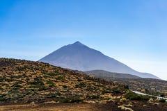 Tenerife Canarische Eilanden spanje royalty-vrije stock foto