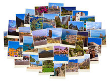 Tenerife Canary images (my photos) Royalty Free Stock Photo