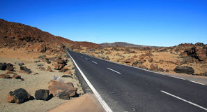 Tenerife, Canary islands Royalty Free Stock Photo