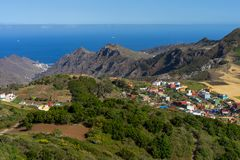 Tenerife. Canary Islands. Spain. stock photography