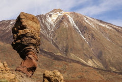 Tenerife, Canary Islands, Spain - volcano Teide National Park. M Stock Images