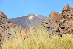 Tenerife - Mount Teide Stock Images